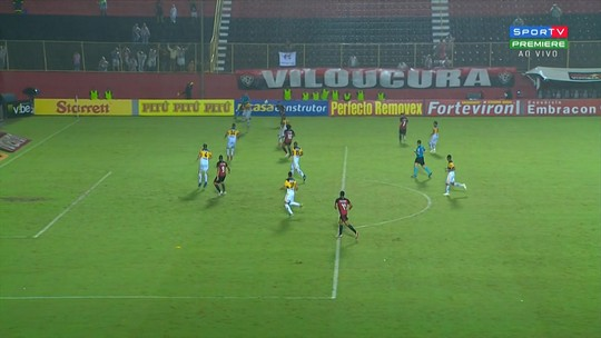 Vitória 2 x 0 Criciúma: assista aos melhores momentos do jogo