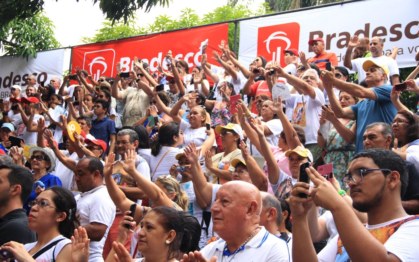 Diretoria do Círio anuncia início de venda de arquibancadas para as procissões deste ano - Notícias - Plantão Diário
