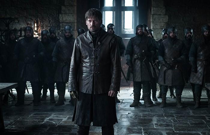 Jaime será confrontado no segundo episódio por ter matado o pai de Daenerys (Foto: Divulgação)