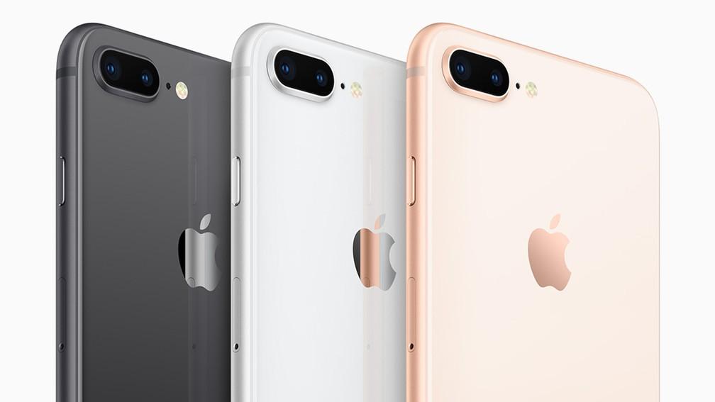 Preço médio de venda do iPhone atingiu US$ 724 (Foto: Divulgação)