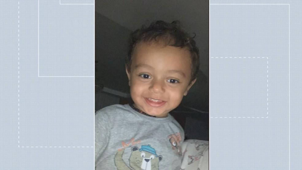 Bernardo, de 1 ano e 11 meses — Foto: Arquivo pessoal