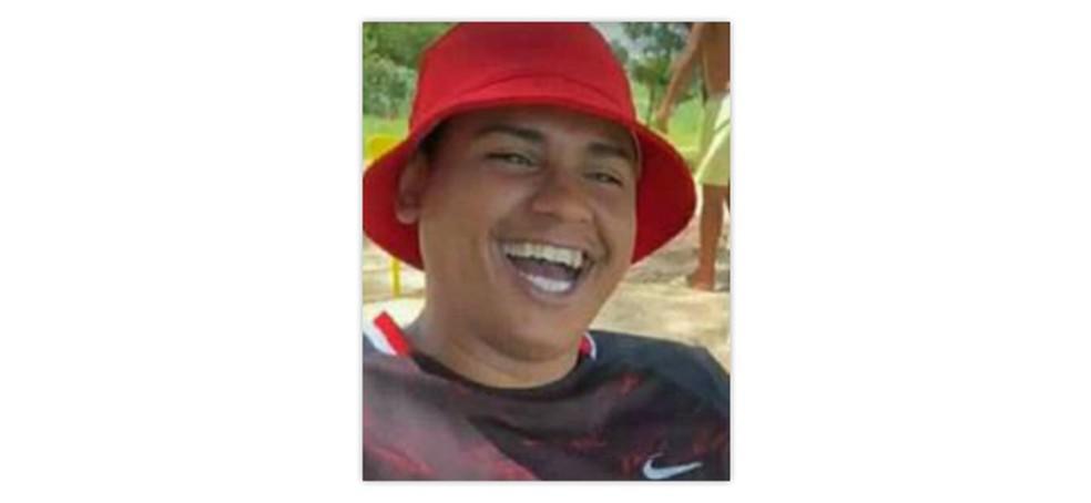 Jonas, morto em operação no Jacarezinho — Foto: Reprodução