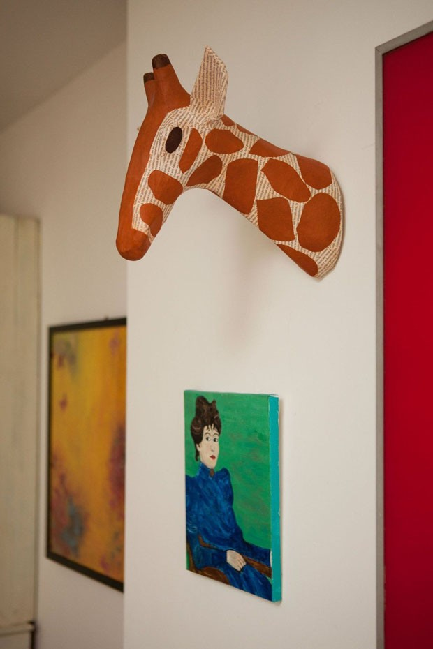Décor do dia: decoração com cara de casa de vó (Foto: Rebecca Bond)