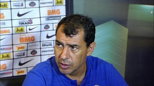 """Carille tem papel decisivo em vitória do Corinthians no Ceará e comemora """"vantagem muito boa"""""""