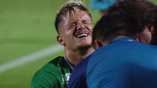 Guarani queima três substituições por lesão e volta a Campinas com problemas para próximos jogos