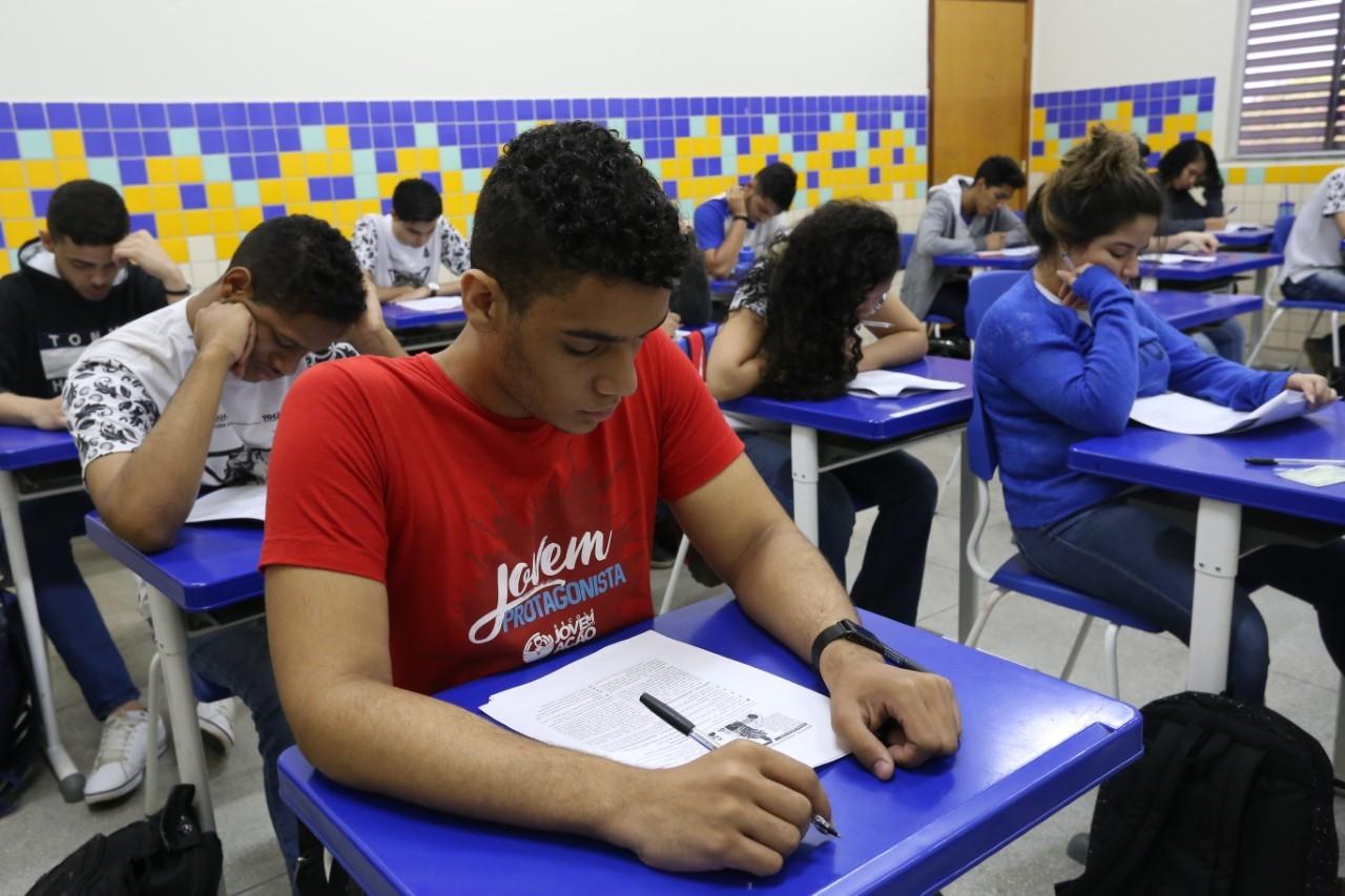 Ceará tem o segundo maior número de inscritos do Enem no Nordeste