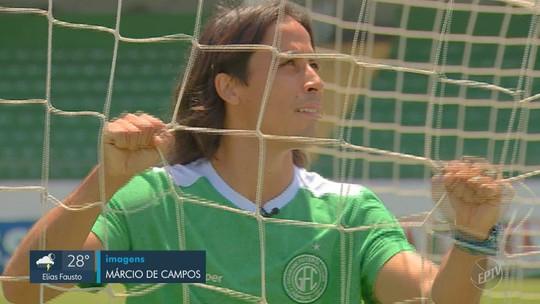 Do título de 78 ao gol do acesso: Ricardinho se inspira na história para eternizar nome no Guarani
