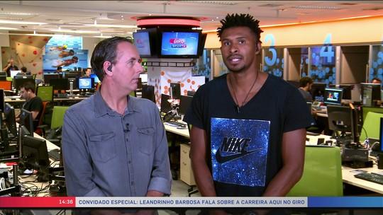"""Leandrinho confia em seguir na NBA e mira """"time que vá para playoff"""""""