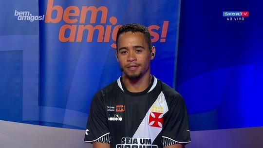 Pikachu diz que troca de técnicos no Vasco atrapalha e ainda sonha com Seleção