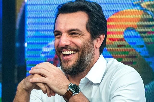 Rodrigo Lombardi (Foto: Fábio Rocha/TV Globo)