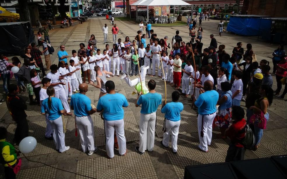 Interessados podem inscrever propostas de eventos para o Corredor Cultural 2019 até 3 de maio — Foto: Funalfa/Divulgação