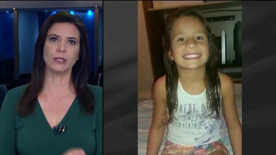 Polícia analisa vídeos de câmeras de segurança no caso de menina morta no RS
