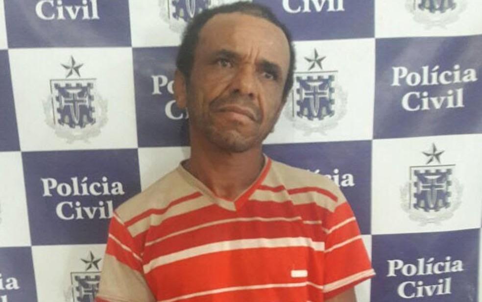 Homem foi preso dois anos após matar ex-namorada, em cidade a 200 km de distância (Foto: Divulgação/ Polícia Civil)
