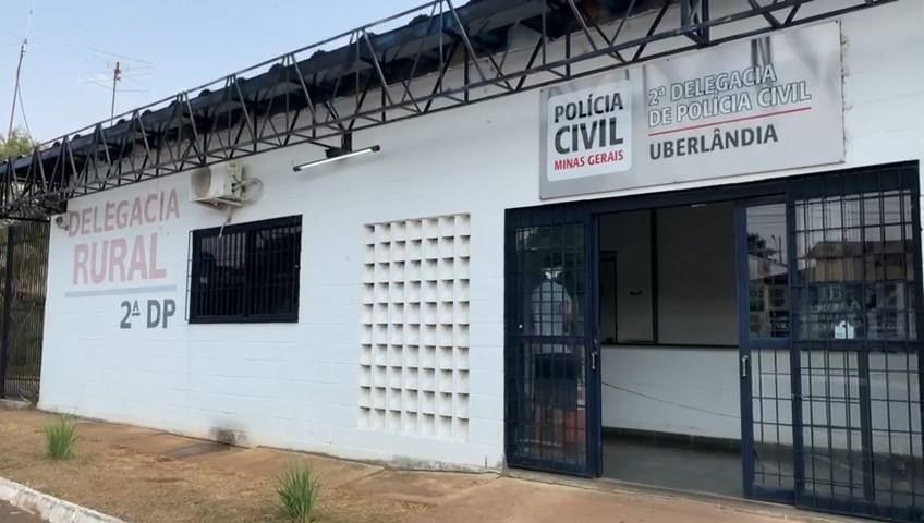 Quatro são presos por furtos e roubos em propriedades rurais de Uberlândia