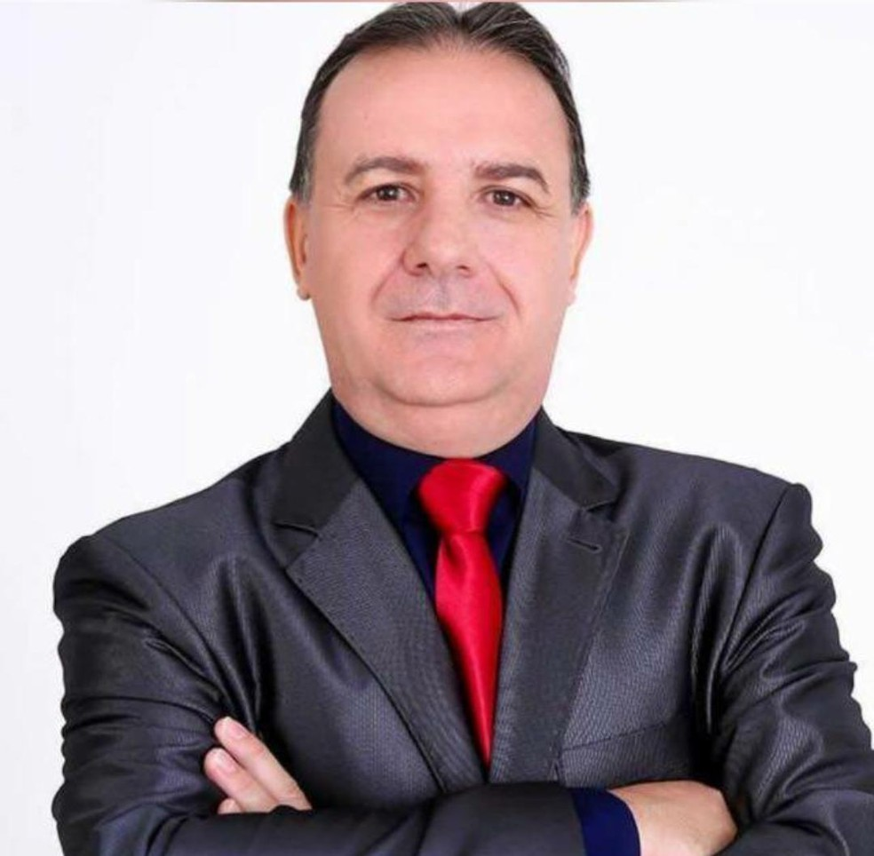 Sílvio Fávero (PSL), deputado estadual — Foto: Divulgação
