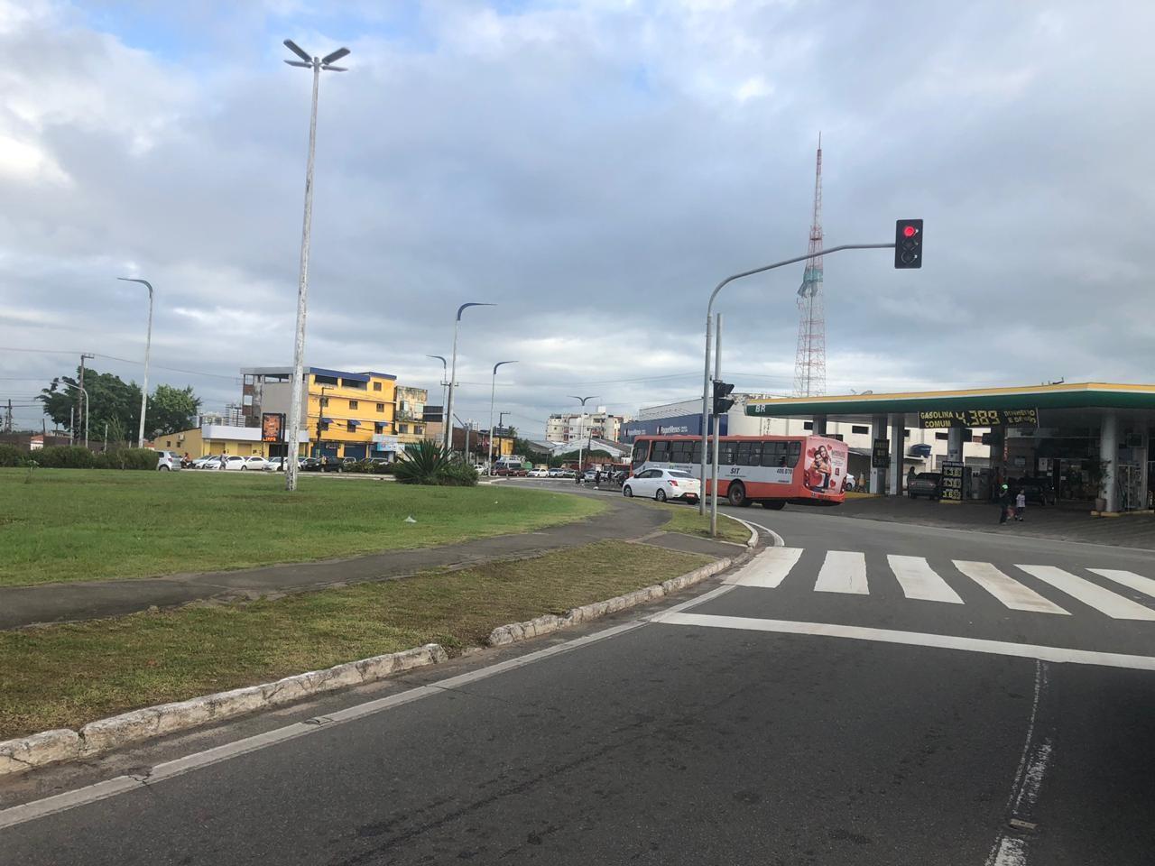 Rodoviários realizam paralisação no transporte público em São Luís - Notícias - Plantão Diário