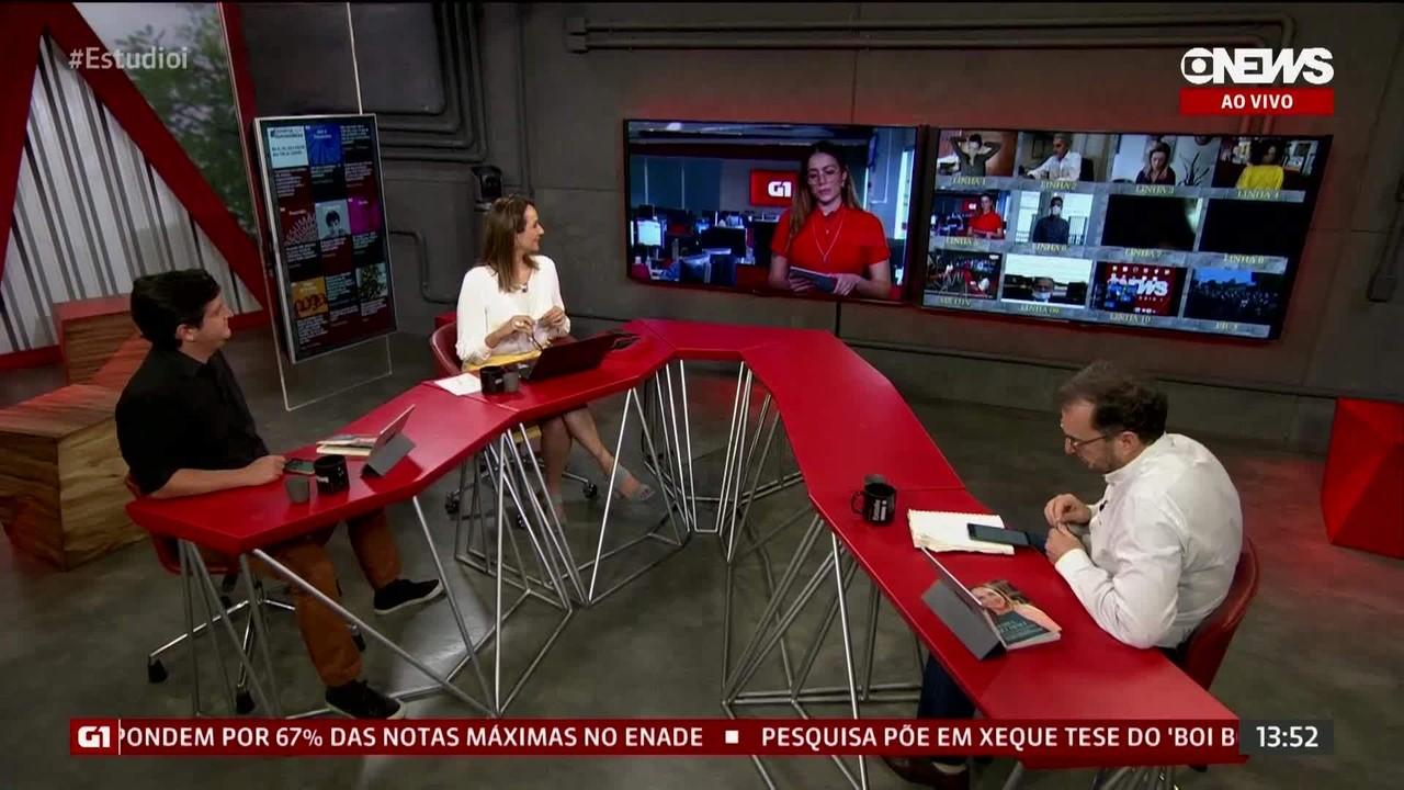 G1 em 1 Minuto: Brasil tem 154.327 mortes e 5.255.277 casos de Covid-19