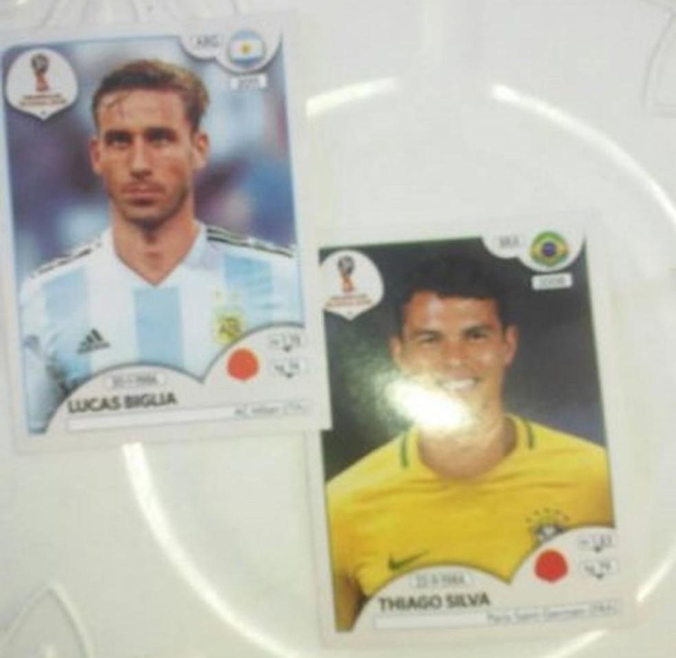 Neymar Daniel Alves Confira Os Boleiros Que Entraram: Thiago Silva, Marcelo, Daniel Alves... Vazam Figurinhas Do