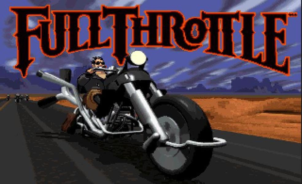 Full Throttle (Foto: Reprodução/Lucasarts)