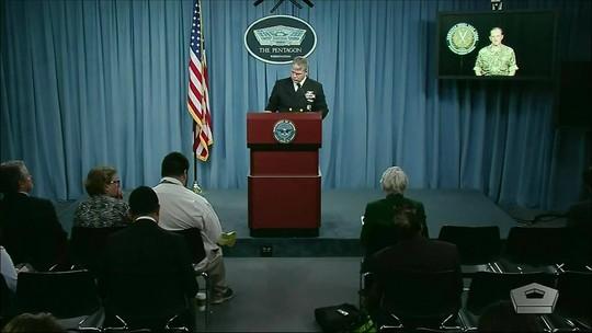 EUA retiram parte dos funcionários da embaixada em Bagdá