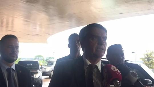 'Tanto faz, pode ser gay também', diz Bolsonaro sobre perfil do novo ministro das Relações Exteriores