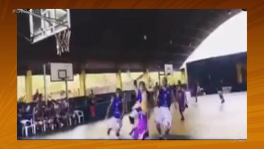 Deitou: Jogador de 15 anos dá toco sensacional no JOER