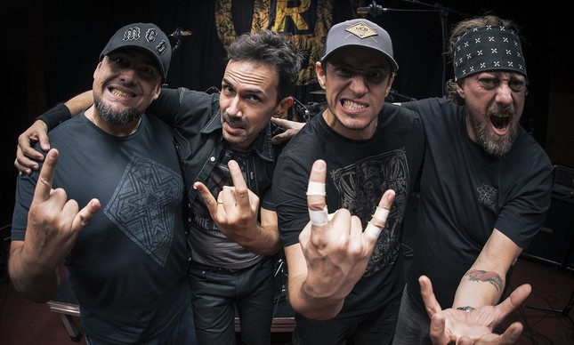 A banda brasiliense Raimundos