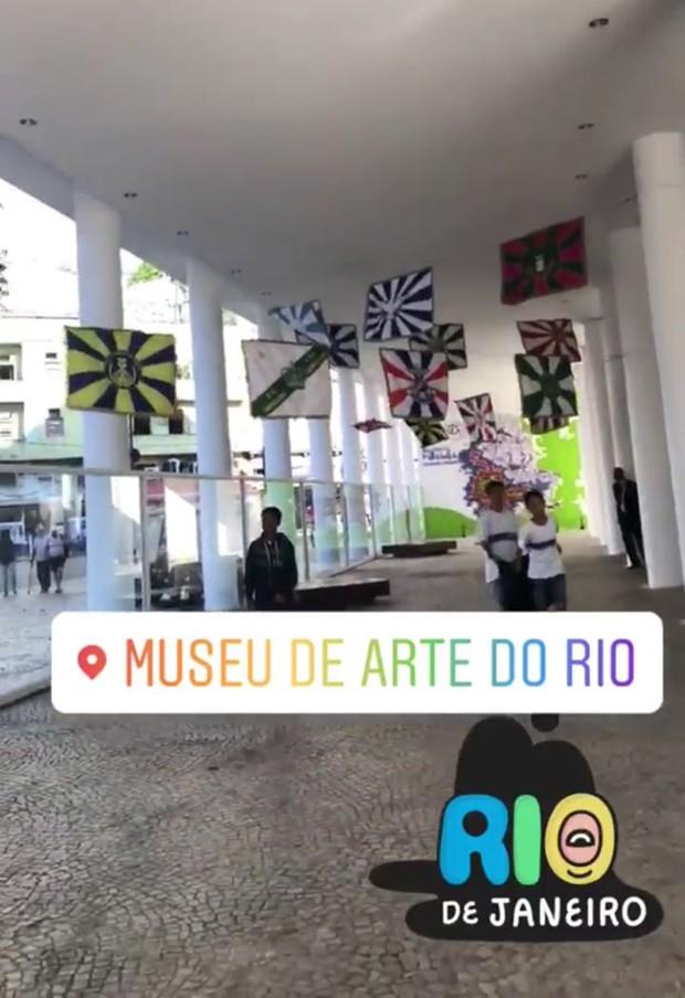 Post de Viviane Araújo (Foto: Reprodução/Instagram)