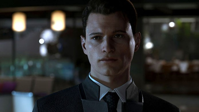 Connor é um dos personagens principais de Detroit: Become Human (Foto: Divulgação/Sony) (Foto: Connor é um dos personagens principais de Detroit: Become Human (Foto: Divulgação/Sony))