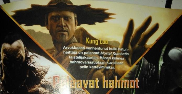 Mortal Kombat X contará com o retorno de Kung Lao (Foto: Reprodução/testyourmight.com)