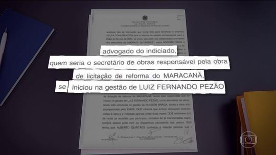 Cabral se diz indignado ao depor sobre acusações