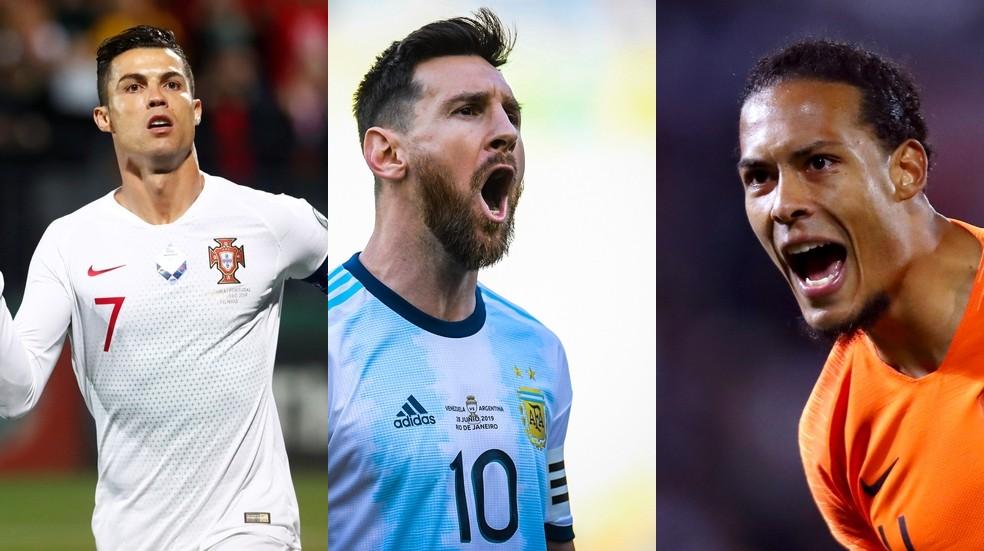Quem merece ganhar o prêmio de melhor do mundo Fifa The Best 2018/19?