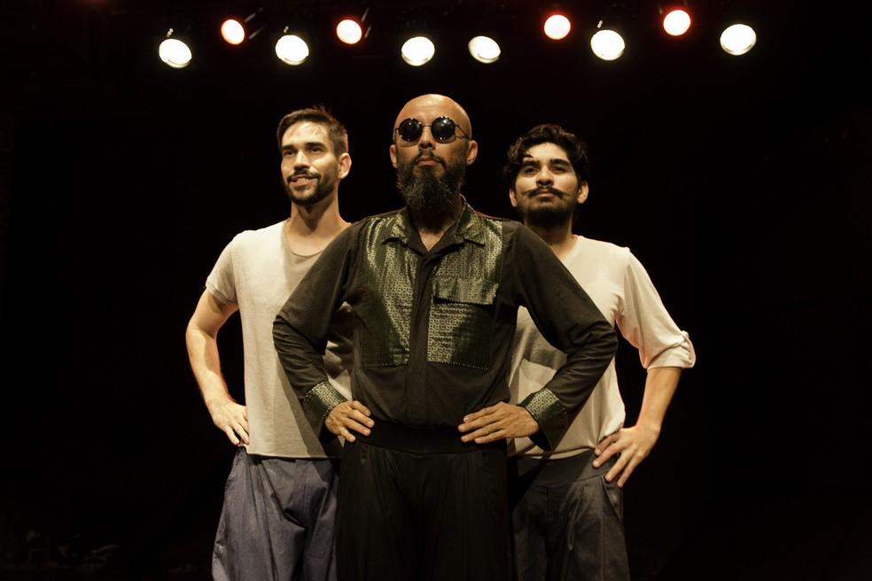 Espetáculo 'A Invenção do Nordeste' volta à Casa da Ribeira em setembro — Foto: Divulgação