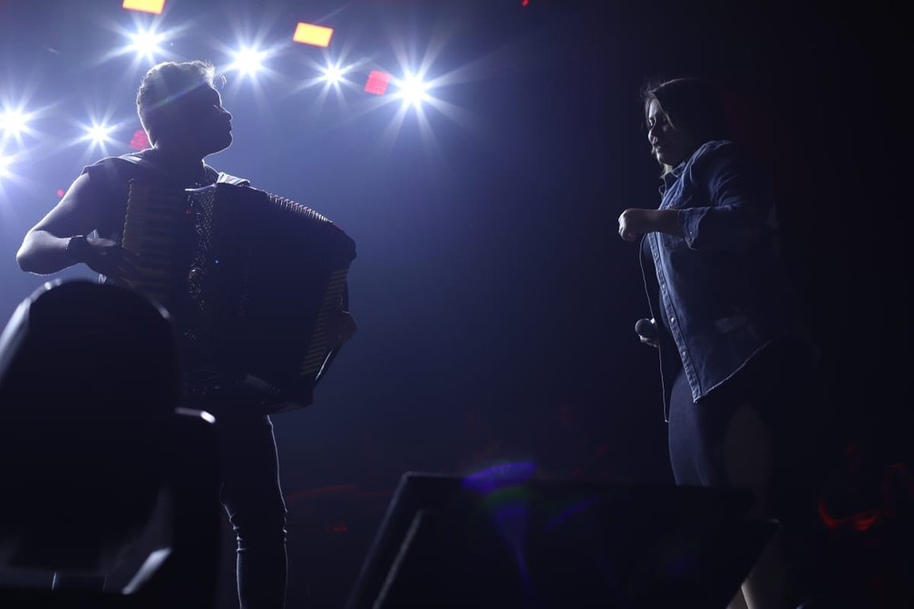 Marília Mendonça no FIB 2019 â?? Foto: Laécio Lacerda/Divulgação