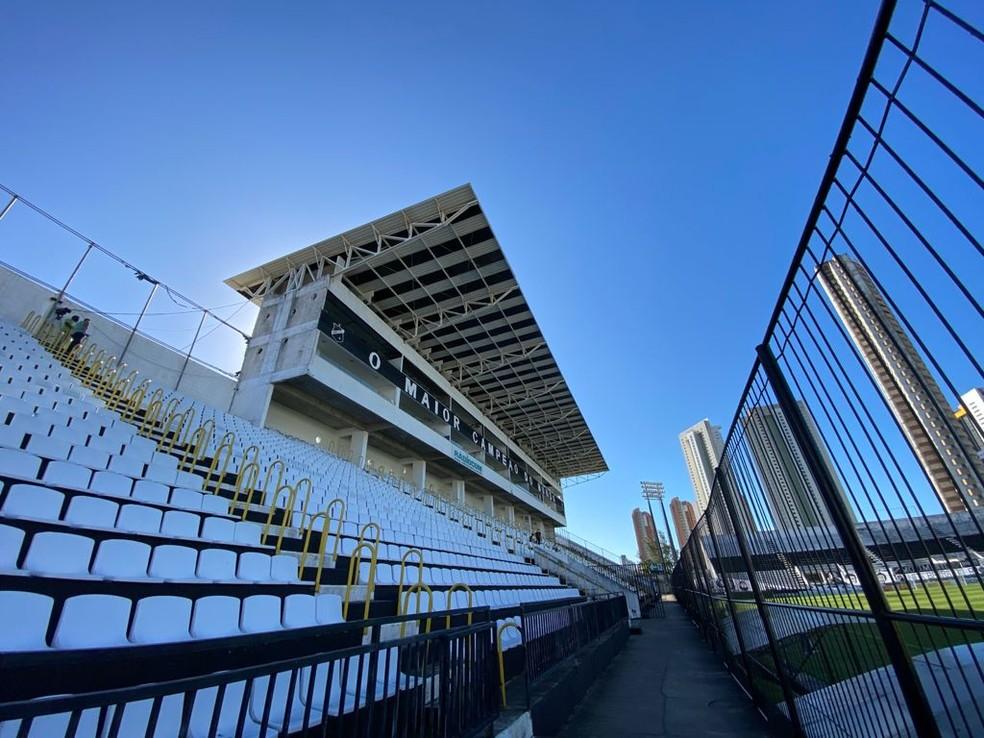 Governo do RN autoriza retorno de público aos estádios de futebol a partir do dia 17 | rn | ge