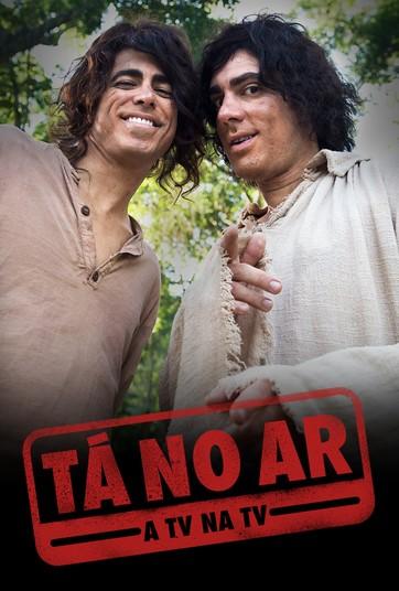 Resultado de imagem para Tá no Ar: a TV na TV