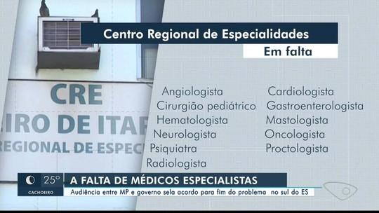 Pacientes reclamam da falta de médicos especialistas em Cachoeiro de Itapemirim, no ES