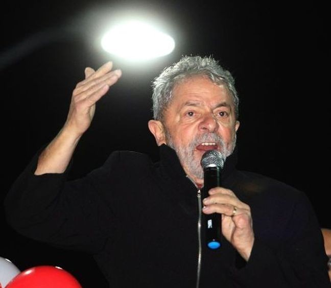 Lula (Foto: Fernando Donasci / Agência O Globo)
