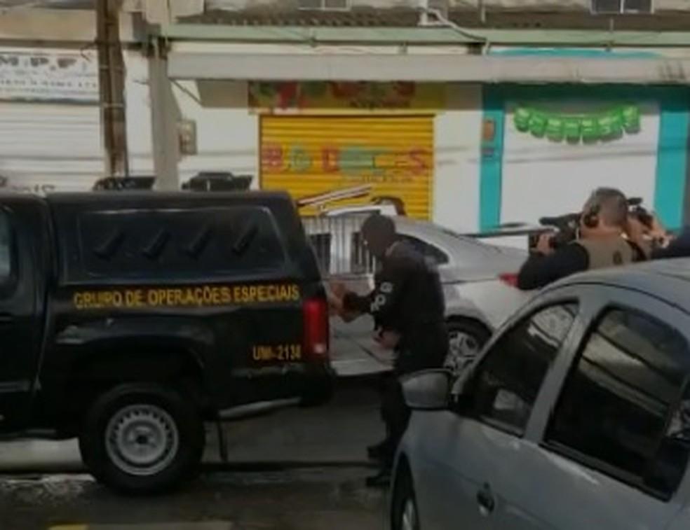 Operação prendeu empresários e afastou secretário na Prefeitura de Paulista — Foto: Polícia Civil/Divulgação