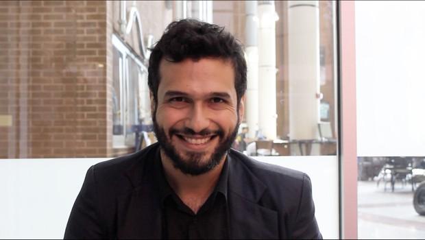 Rom Justa, Mestre em psicologia e cofundador do Outbound Initiative. Foi mentor da Endeavor e hoje é membro do Comitê de Seleção do Solution Summit da ONU (Foto: Divulgação)