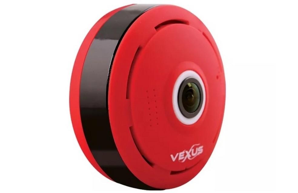 Câmera IP 360 Vexus  (Foto: Divulgação/Vexus)