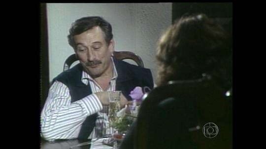Paulo Goulart marcou a história do teatro paranaense