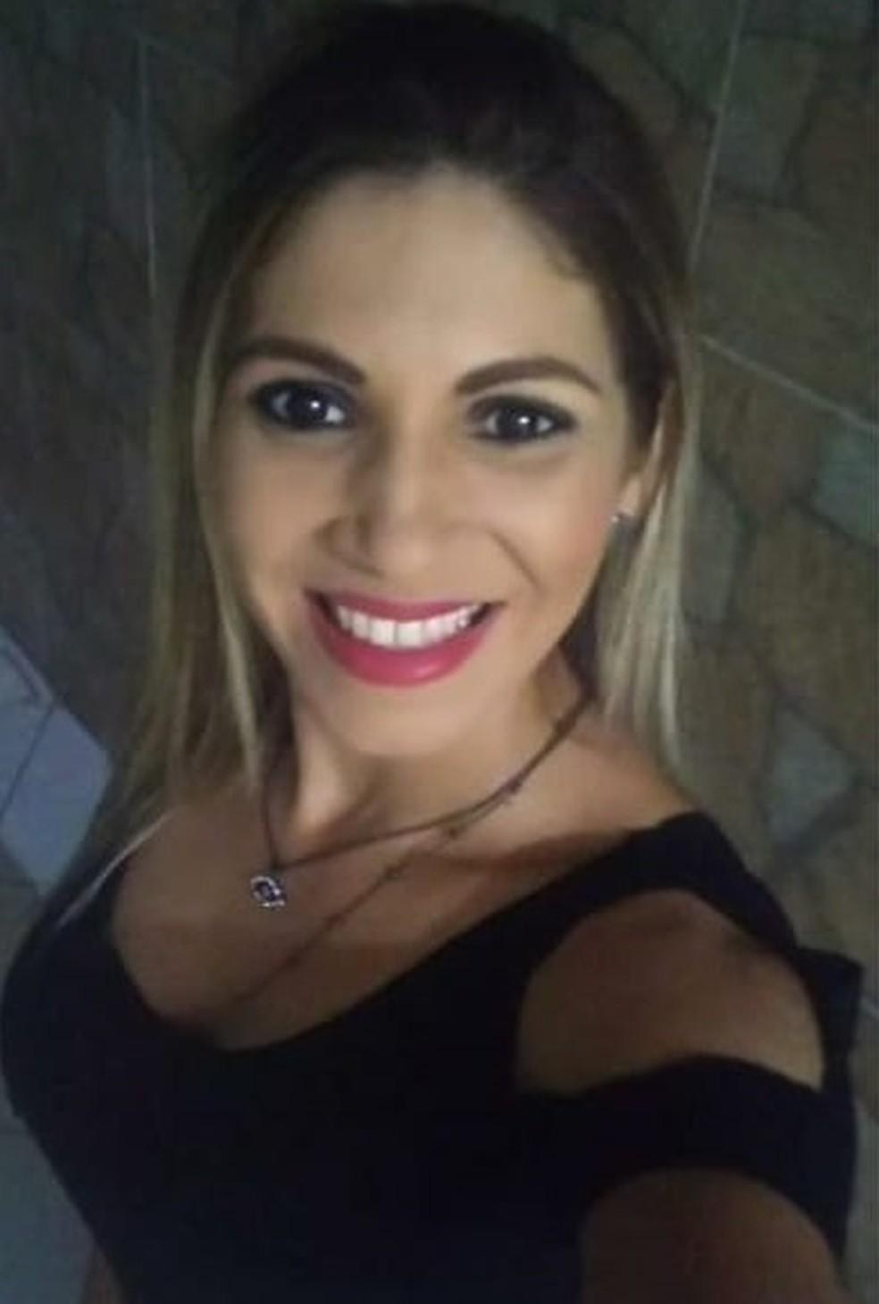 Ivanícia foi morta em Mossoró — Foto: Arquivo pessoal
