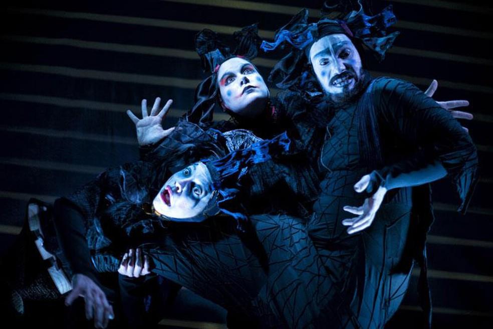 'Adeus, Palhaços Mortos' abrirá o Festival Nacional de Teatro de Presidente Prudente (Foto: Divulgação)