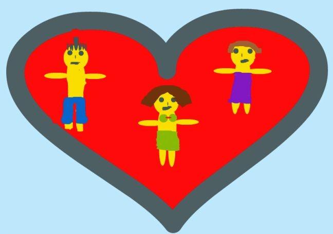 Coração de mãe (Foto: Arquivo Google)