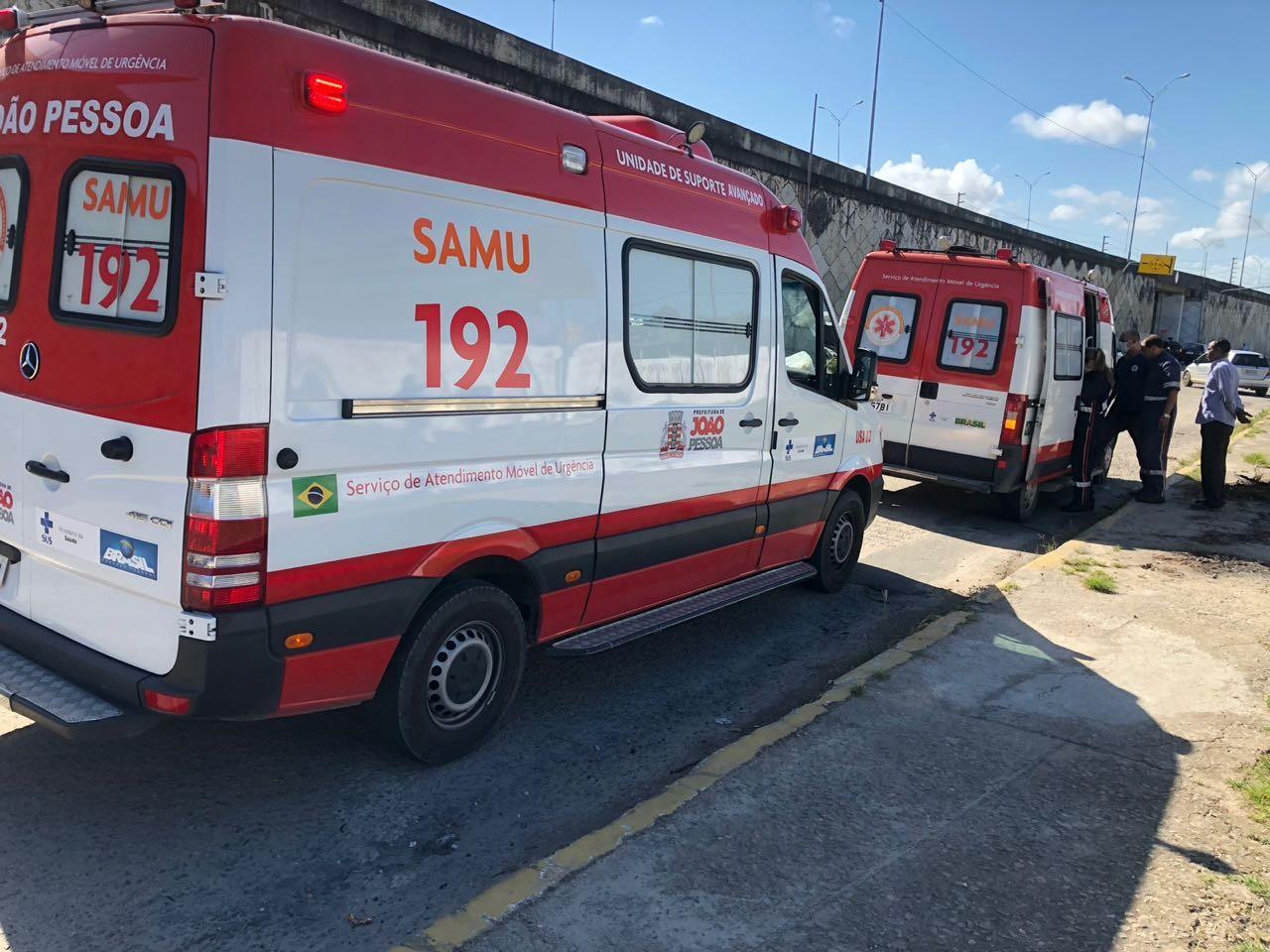 Homem é encontrado inconsciente e com sinais de espancamento, em Santa Rita, PB