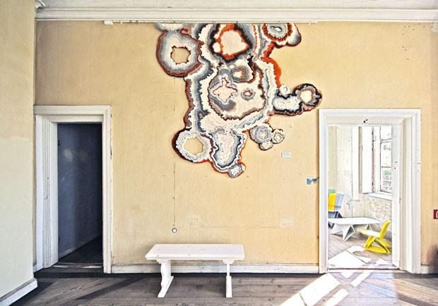 Você precisa conhecer esses 5 artistas que fazem tapeçarias inspiradas na natureza - Lizan Freijsen (Foto: reprodução)