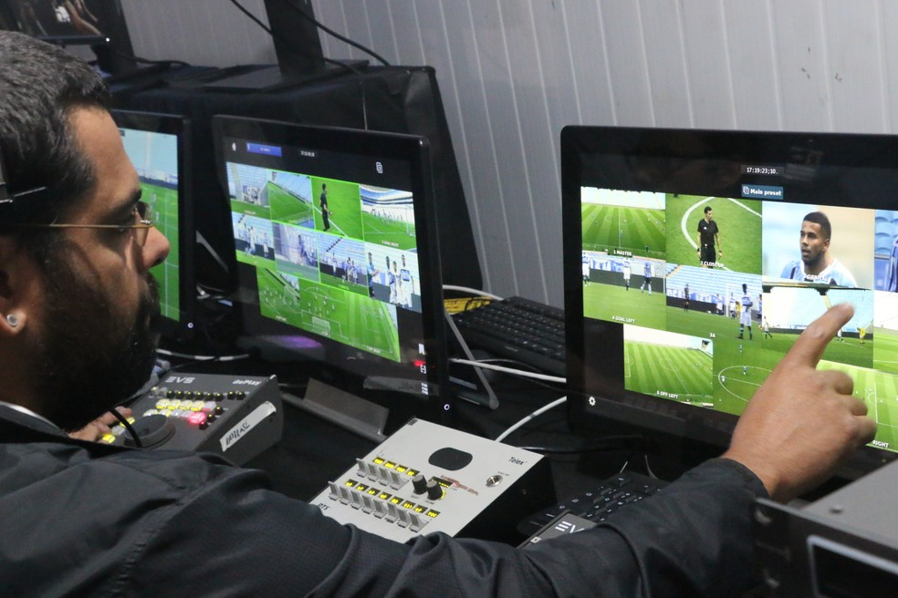 Implatação do árbitro de vídeo na Série A depende da aprovação dos clubes; Custos serão divididos (Foto: Beto Azambuja / GloboEsporte.com)