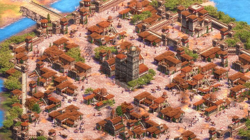 Age of Empires 2 Definitive Edition — Foto: Divulgação