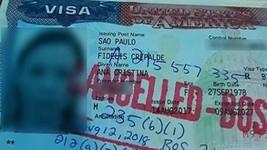 EUA: brasileiros relatam abusos na deportação (Reprodução)